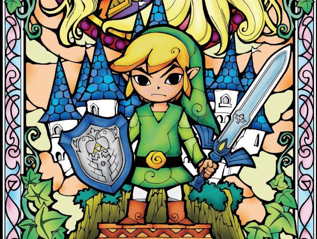 Pastelli, acquerelli o mosaici: La Leggenda di Zelda, ecco le opere d'arte ispirate al videogioco