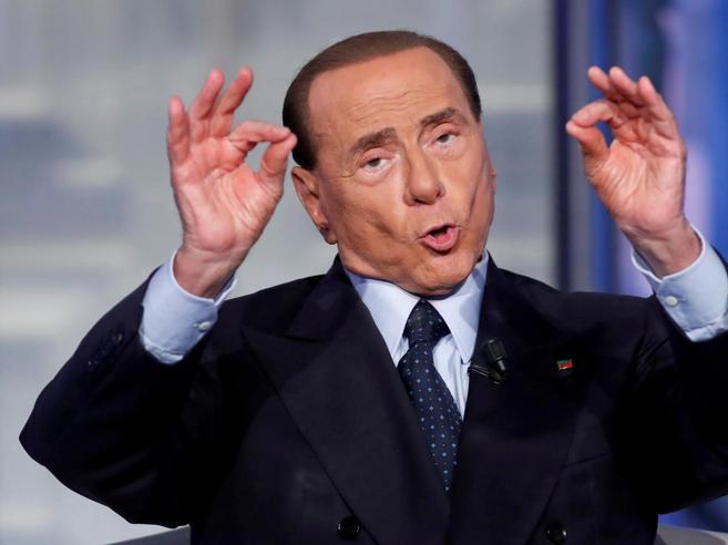 Berlusconi |  Di Maio meteorina  La   Lega? Il centrodestra lo abbiamo fatto noi Video