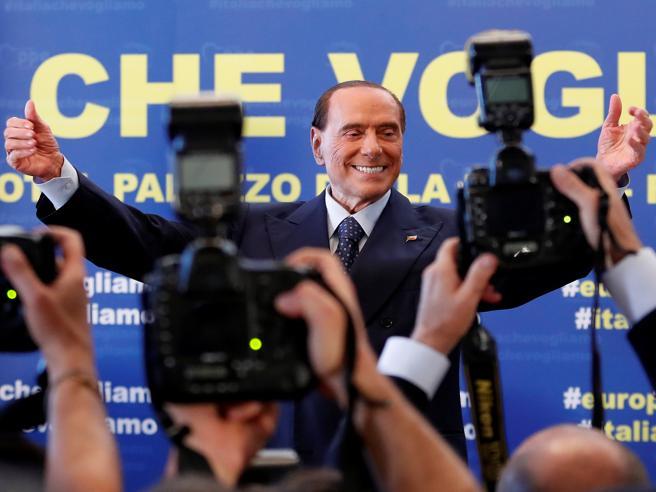 Berlusconi: «Faccio sul serio»Che cosa lo divide da Salvini