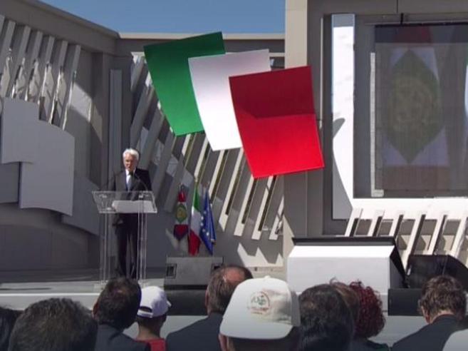 Mattarella: «La scuola è la grande questione nazionale»