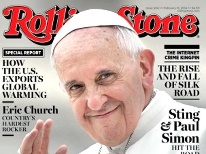 La rivista Rolling Stone  in vendita: «Da soli non ce la facciamo»Le cover storiche