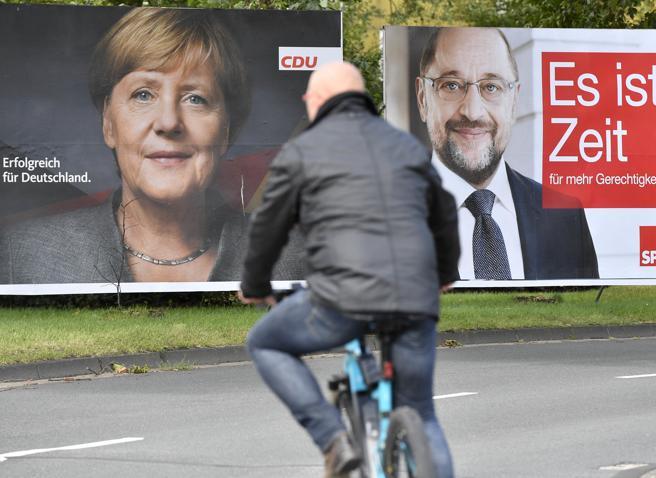 Colline verdi dove c'era il carbone Nella Ruhr conquistata da Merkel