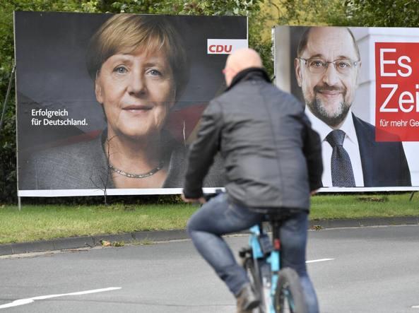 Germania, urne aperte per il rinnovo del Bundestag