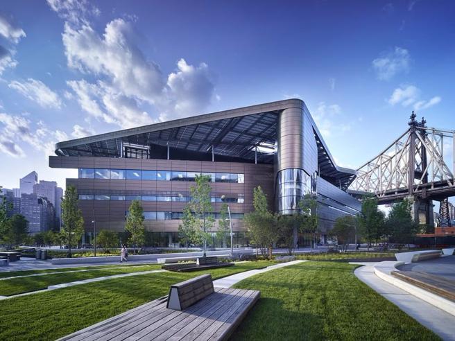 Cornell Tech, il nuovo campus di New York da 2 miliardi: ospiterà anche il centro ricerche di Ferrero