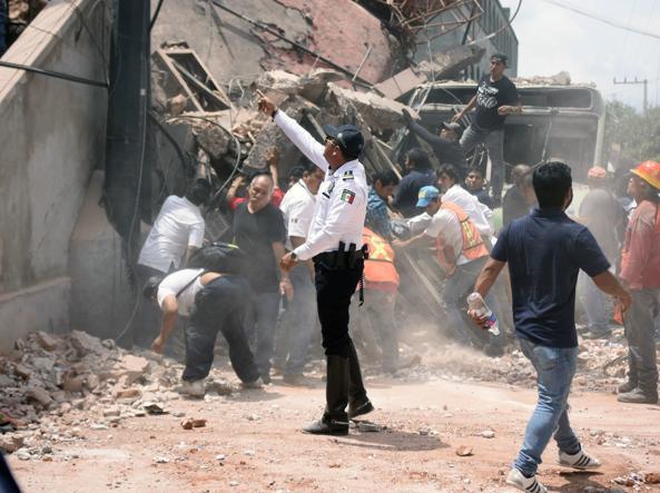 Lieve scossa di terremoto registrata poco fa. Trema la Campania