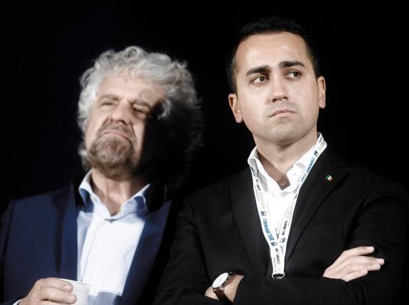 Movimento Cinque Stelle, Beppe Grillo: