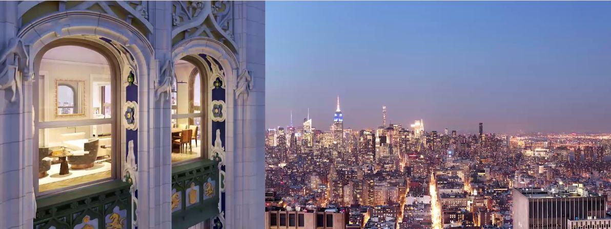 Manhattan in vendita l attico pi lussuoso del mondo for Case in vendita manhattan