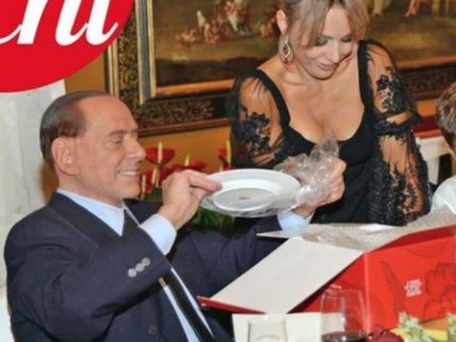 Silvio Berlusconi, le foto della festa di compleanno ad Arcore