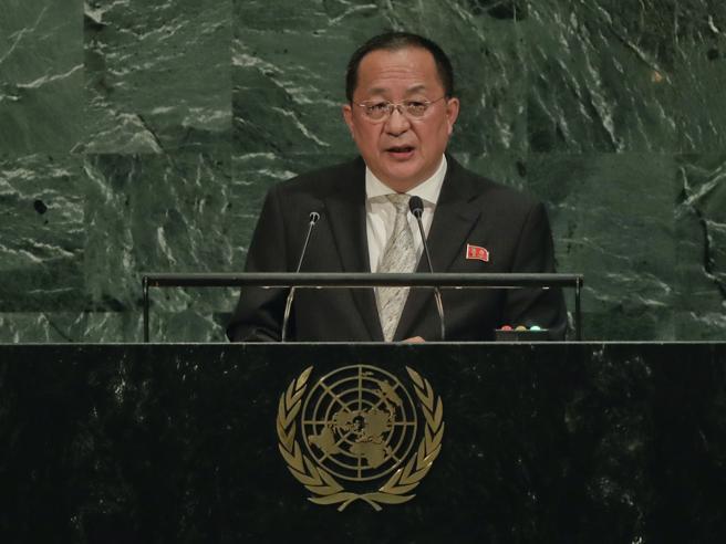 Corea del Nord: «Lancio  di missili contro gli Usa sempre più inevitabile»  Foto|Video