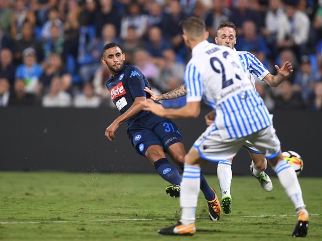 Serie A. Spal-Napoli 2-3, pagelle azzurre: Ghoulam brivido e capolavoro, Diawara lento