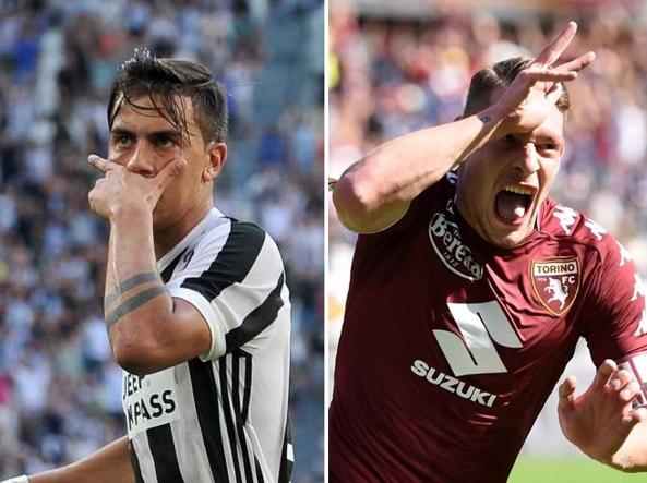 Juve-Torino, le formazioni ufficiali: riposa Higuain