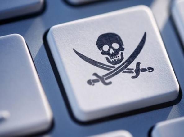 Pirateria online: non danneggia il mercato digitale