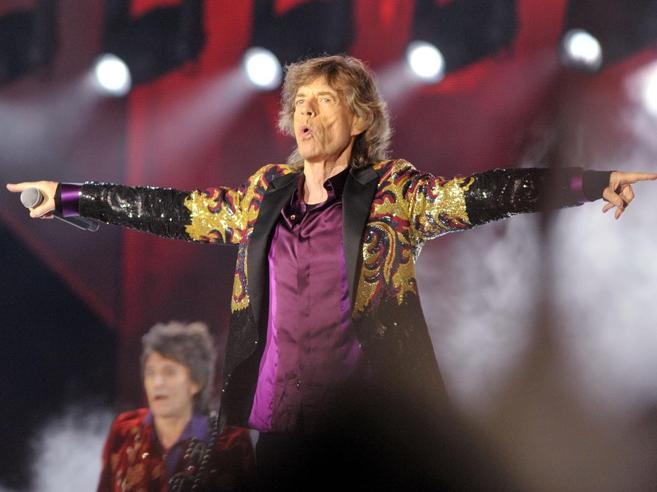 L'energia rock di Jagger
