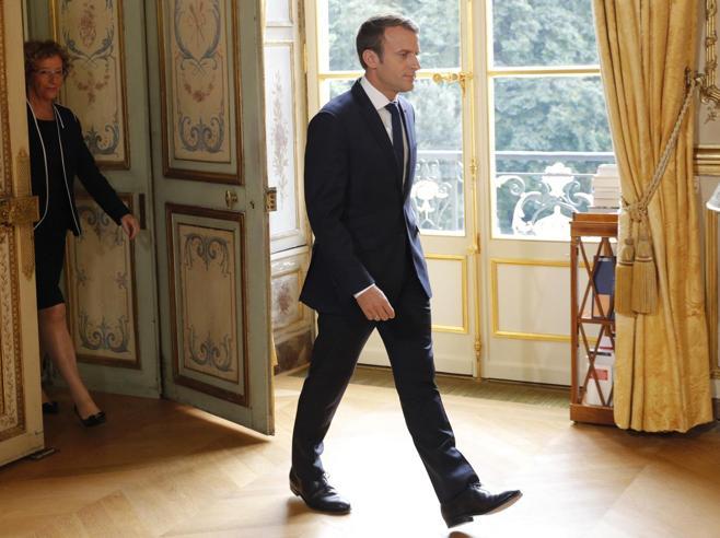 Francia, frenata per Macron: il suo partito arretra al Senato