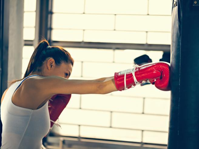 Siete sportivi?  Primo, mettete in sicurezza le vostre mani