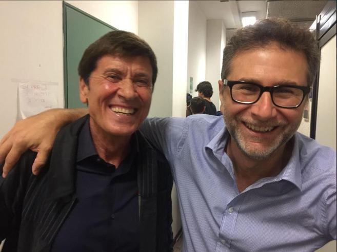 Ascolti: vince Fazio con 5 milioni di spettatori (ma Morandi non perde)
