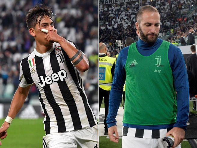 Higuain, l'altra faccia della Juventus: «Ma se segna poi non si ferma più»