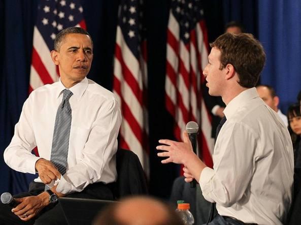 Obama avvertì Zuckerberg su 'fake news'