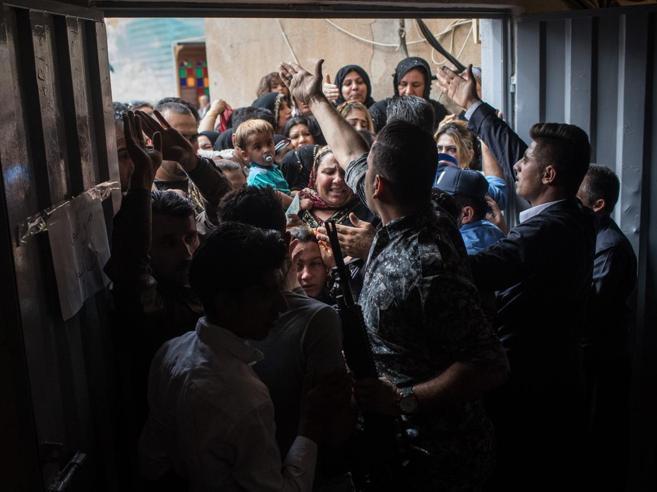 Kurdistan, plebiscito per l'indipendenza