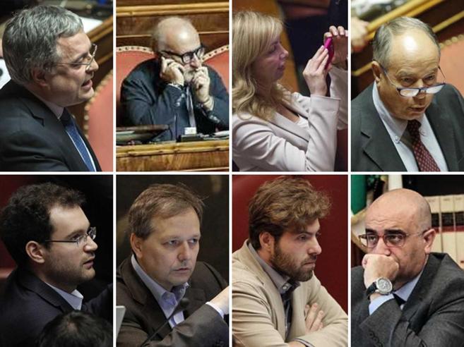 Parlamentari  «voltagabbana» «Cambio partito»: il record di 526