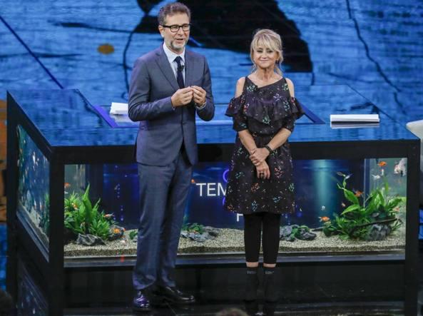 Ascolti Tv domenica 24 settembre 2017, dati auditel e share tv