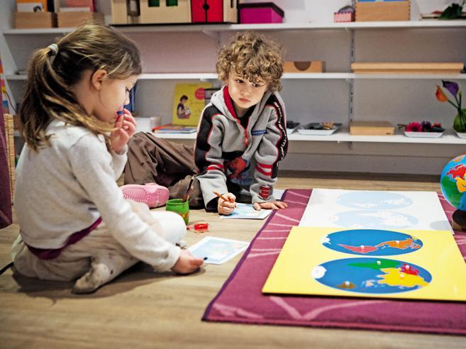 Montessoriani d'Italia: come se la cavano gli ex allievi?