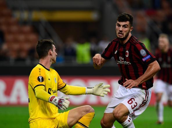 Milan-Rijeka 3-2, le pagelle dei rossoneri: pazzia e stoltezza, salva Cutrone