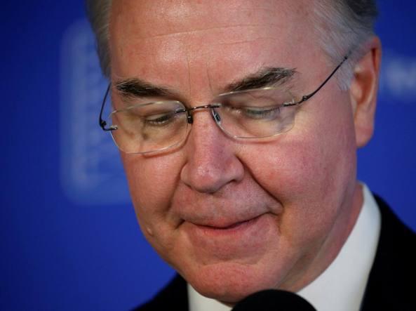 Usa: si è dimesso Tom Price, ministro della sanità