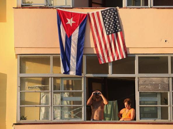 Ambasciata americana a Cuba evacuata per