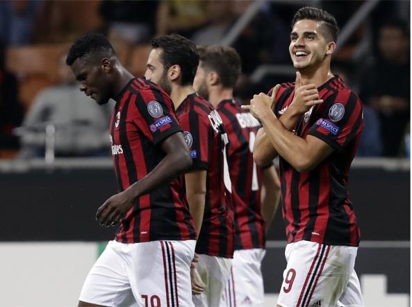 Le pagelle di Milan-Rijeka 3-2 Brutta involuzione per Bonucci e Romagnoli