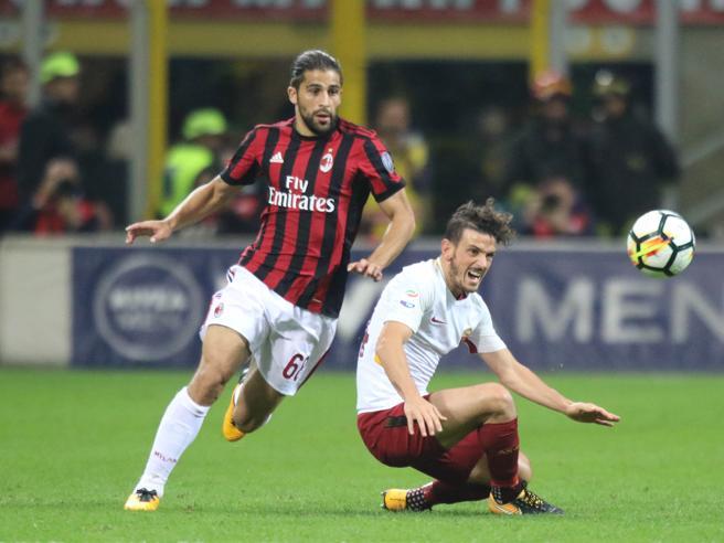 Milan-Roma 0-2, pagelle rossonere: Rodriguez convince, Calhanoglu rimbalza