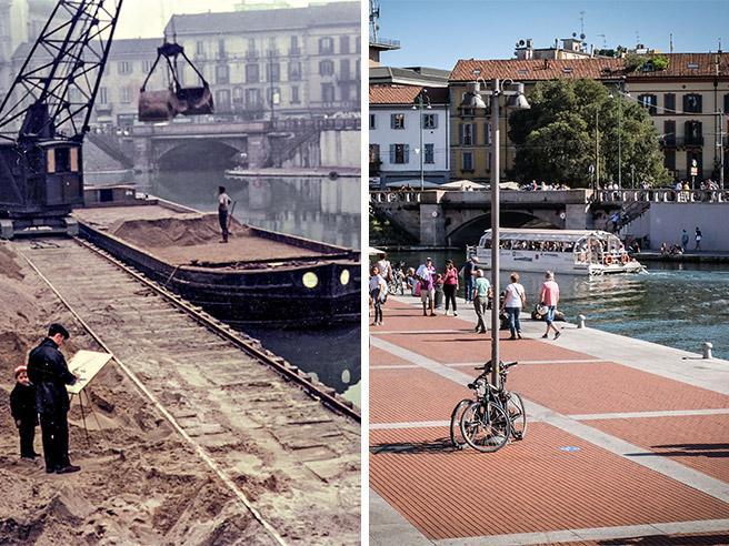 Com'è cambiata Milano