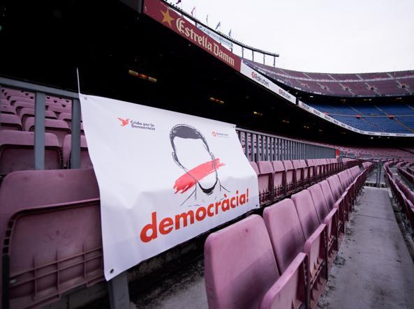 Lunedì la Catalogna vota l'indipendenza Madrid invia i soldati