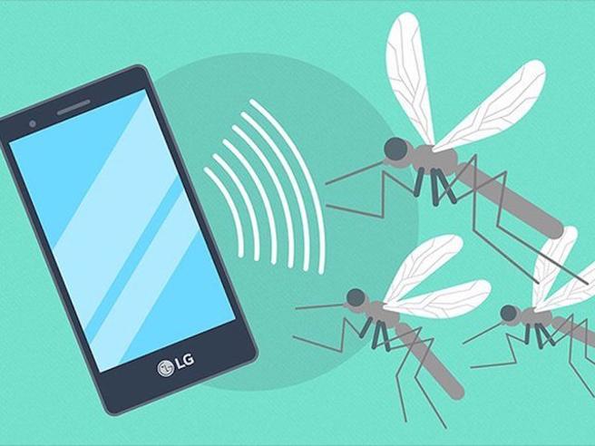 LG lancia in India K7i, lo smartphone antizanzare (e antimalaria)