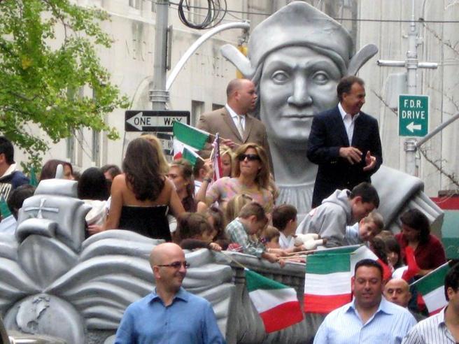 Donald Trump elogia Cristoforo Colombo e l'Italia