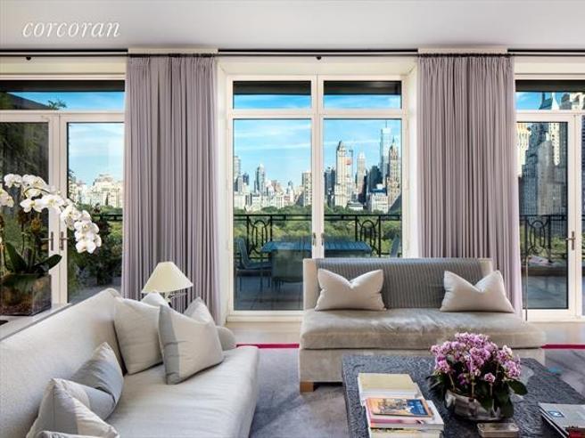 Sting vende il suo appartamento di new york per 50 milioni for Appartamento new design roma lorenz