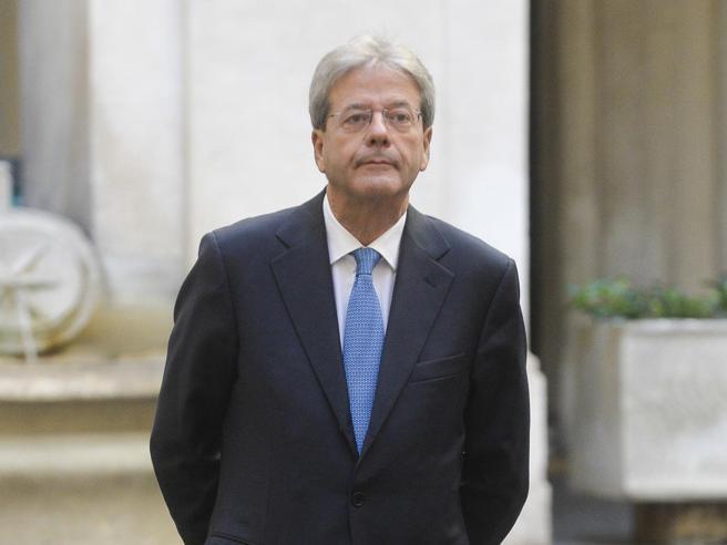 Manovra, Gentiloni: «No   a nuove tasse e aumento dell'Iva Incoraggiamo la ripresa»