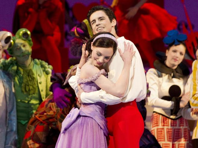 Royal Ballet  Il re italiano