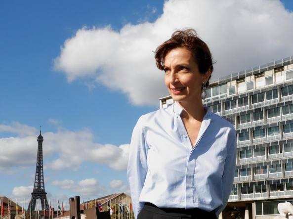 La francese Audrey Azoulay dg Unesco
