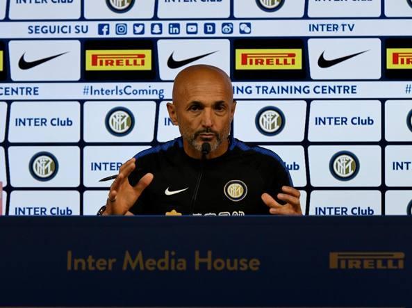 Derby Inter-Milan, Spalletti risponde a Montella: «Se sono a 7 punti non è colpa nostra»