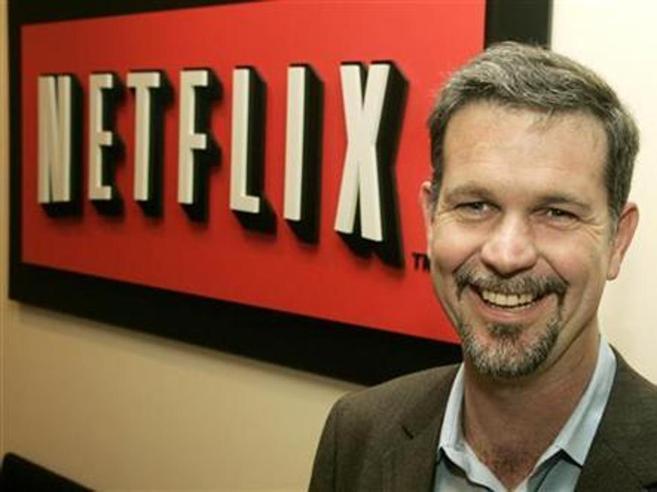 Balzo ricavi e abbonati, Netflix corre anche in Borsa