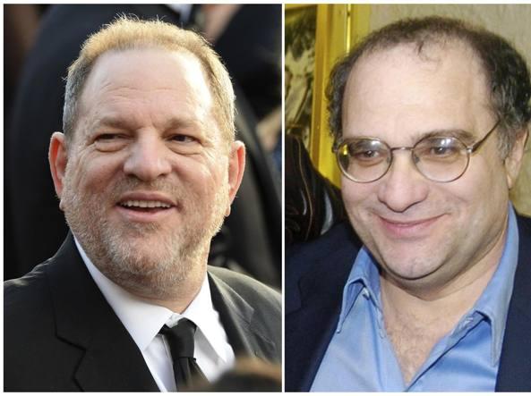 Bob Weinstein prende le distanze dal fratello mentre la compagnia cambierà nome