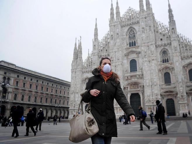 Caldo record e smog: 24 città sforano i limitiDivieti a Milano e Torino