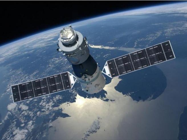 Ecco la  stazione spaziale   che cadrà sulla Terra (entro aprile 2018)