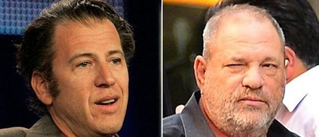Scott Rosenberg e Harvey Weinstein