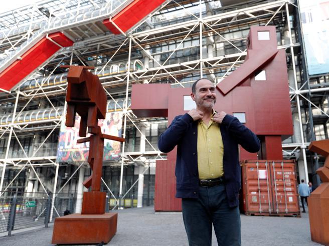 «È oscena». Ma l'opera rifiutata dal Louvre va al Pompidou Foto