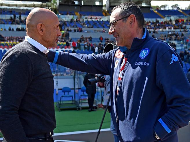 Napoli-Inter: i numeri sono tutti a favore di Sarri. E suggeriscono a Spalletti 3 mosse