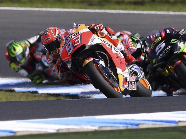 MotoGp, riprende la sfida Dovizioso-Marquez.