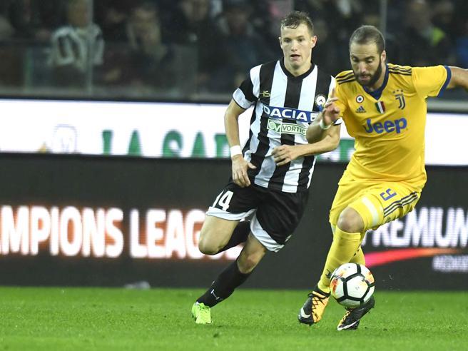 Udinese-Juventus 2-6, pagelle piemontesi: Khedira micidiale, Higuain esemplare