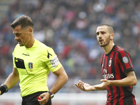 Il Milan vince senza Bonucci: Juve avvisata